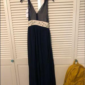 Long Diane Von Furstenberg dress